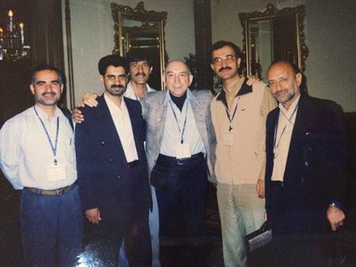 پروفسور لطفعلی عسکرزاده