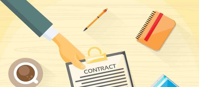 راهنمای کوتاه بررسی و تنظیم قرارداد برای استارتاپها /  میثم زرگرپور