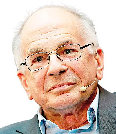 دو سیستم تحلیل ذهنی /  دانیل کاهنمن:  نوبلیست اقتصاد ۲۰۰۲