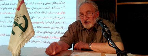 دکتر حسن فرید اعلم : مهندسی صنایع در هر گوشه مملکت کاربرد دارد.