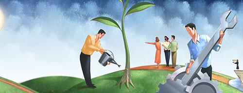 چرا کارآفرینی در کشور مغفول مانده است؟