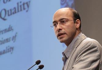 معرفی دکتر عباس سقایی به عنوان عضو برتر انجمن کیفیت آمریکا