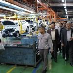 ستاری در بازدید از گروه خودروسازی سایپا عنوان کرد؛ ضرورت توجه به شیوه تعامل صنعت با دانشگاه